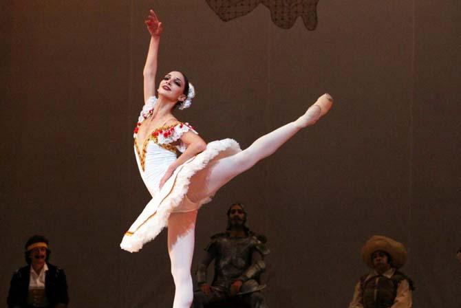 © Nancy Reyes Don Quichotte, par le Ballet National de Cuba.