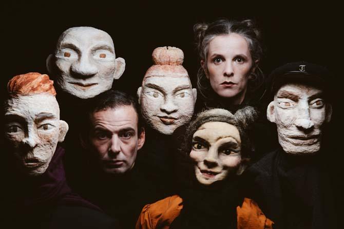 Bêtes de foire - Critique sortie Théâtre Antony Espace Cirque d'Antony
