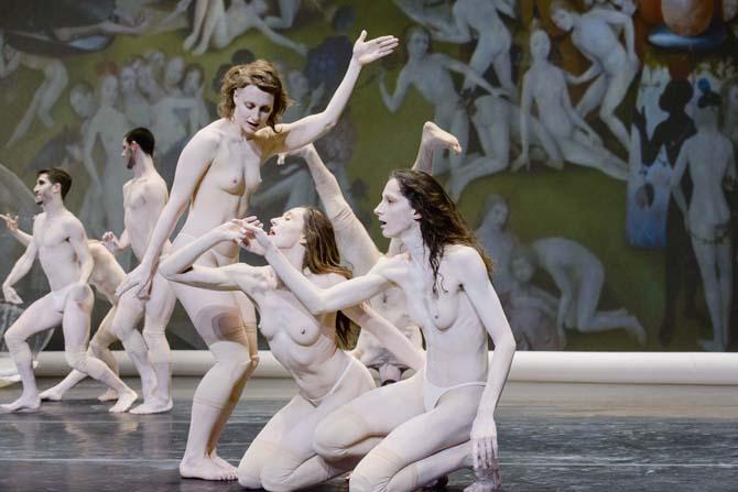Marie Chouinard transfigure nos héritages - Critique sortie Danse