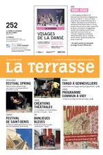 LA TERRASSE – MARS 2017 - Critique sortie