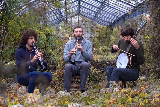 Guillaume Aknine + Fantazio & Théo Ceccaldi - Critique sortie Jazz / Musiques Pantin La Dynamo