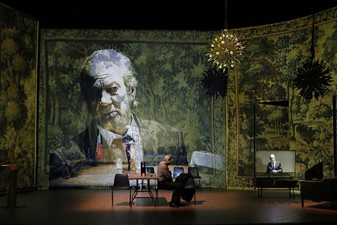 Honneur à Notre Elue - Critique sortie Théâtre Paris. Théâtre du Rond-Point