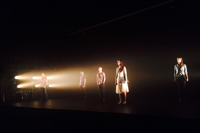 La Beauté intérieure / L'Humanité - Critique sortie Théâtre Gennevilliers T2G - Théâtre de Gennevilliers
