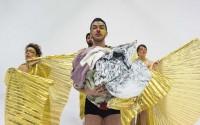 Crédit : Fabrice Cattalano Légende : Christian Ubl puise dans l'histoire de l'art pour sa nouvelle création S T I L.