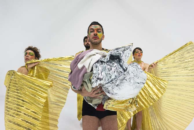 Artistes associés au cœur de la Biennale - Critique sortie Danse