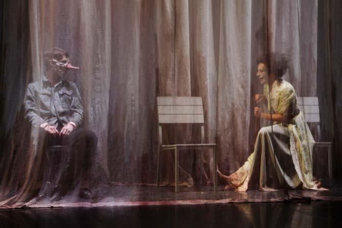 Les Vibrants - Critique sortie Théâtre Paris La Reine Blanche