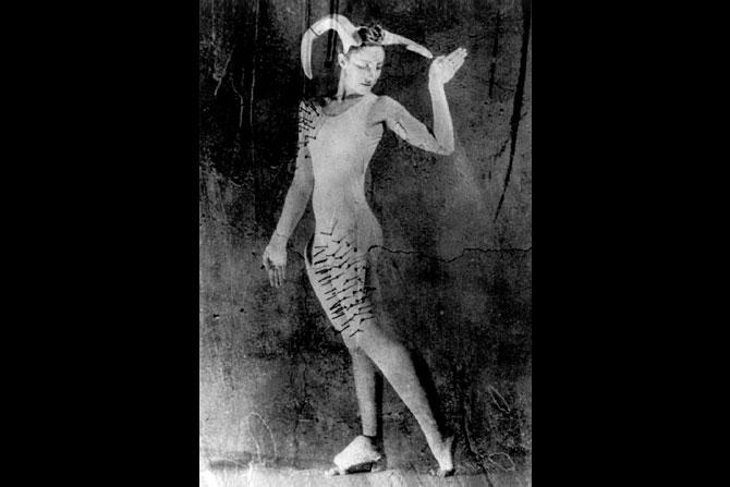 La fascination Nijinski - Critique sortie Danse