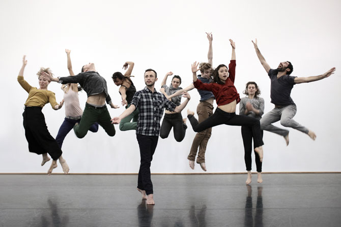 Pépinière de projets - Critique sortie Danse Bezons Théâtre Paul-Éluard