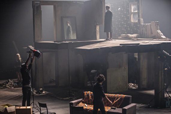 MayDay, mis en scène par Julie Duclos au Théâtre de La Colline. © Jean-Louis Fernandez
