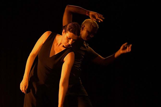 Mithuna - Critique sortie Danse Paris
