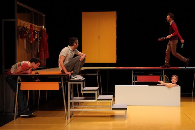 Mon Fric - Critique sortie Théâtre Sartrouville Théâtre de Sartrouville et des Yvelines