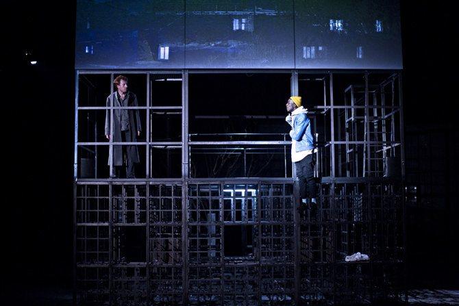 Neige - Critique sortie Théâtre Ivry-sur-Seine Manufacture des Œillets