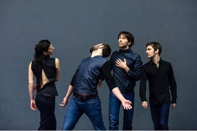 © Agathe Poupeney  Nombrer les Etoiles, par Alban Richard et l'Ensemble Alla Francesca.