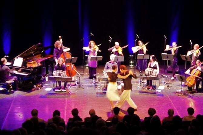 Le tango en version française - Critique sortie Jazz / Musiques