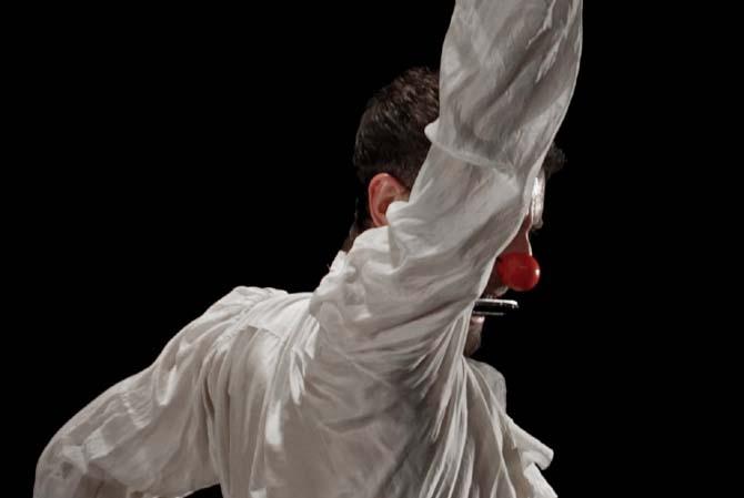 Passione - Critique sortie Danse Marseille Théâtre National de Marseille La Criée