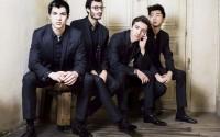 Le jeune et talentueux Quatuor Arod. © Verena Chen