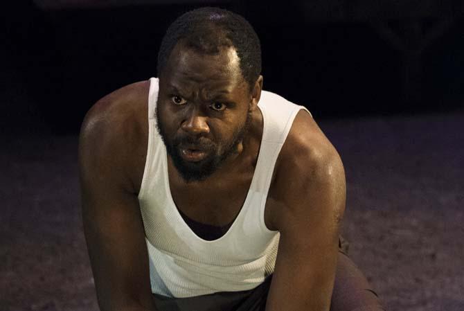 Terre noire - Critique sortie Théâtre Marseille La Criée - Théâtre National de Marseille