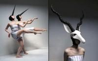 Crédit : Karl Biscuit Légende : Des oiseaux fantastiques, entre autres créatures créées par Système Castafiore.