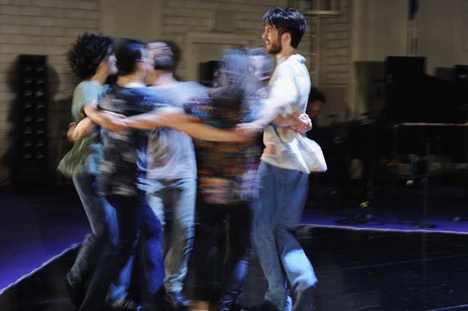 Until our hearts stop - Critique sortie Danse Nanterre Théâtre Nanterre-Amandiers