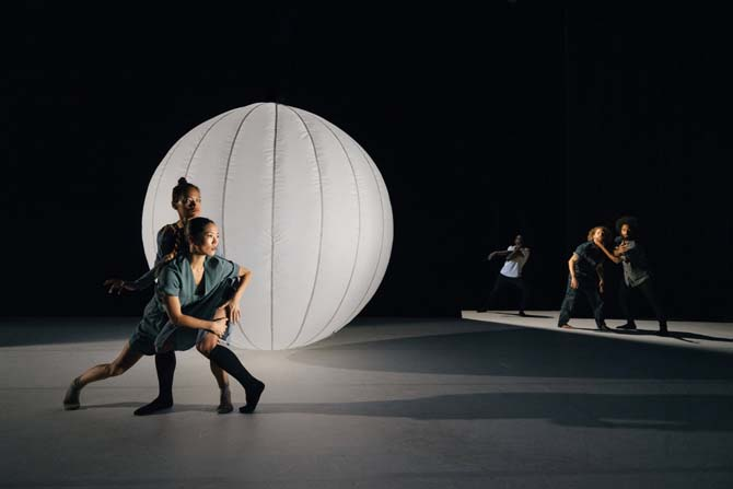 EVERYNESS - Critique sortie Danse Paris La Villette