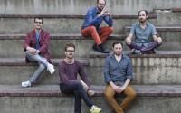Le quartet Big Four du saxophoniste Julien Soro vient de publier son quatrième disque, un live intitulé « Seven Years » sorti sur le label allemand Neuklang Records. © Marion Gambin