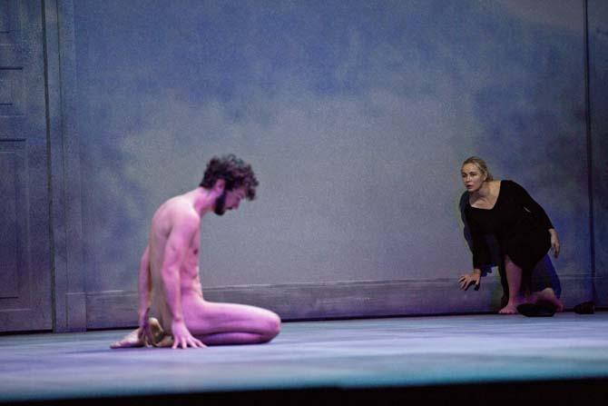 Erich von Stroheim - Critique sortie Théâtre Paris Salle Renaud-Barrault.