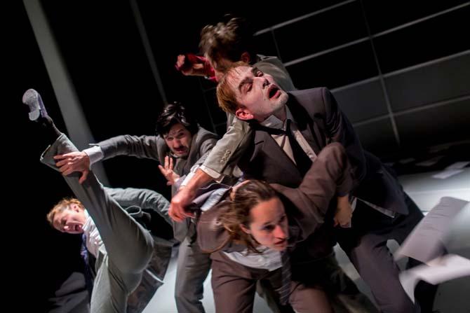 Funny Birds - Critique sortie Théâtre Bagnolet Le Samovar
