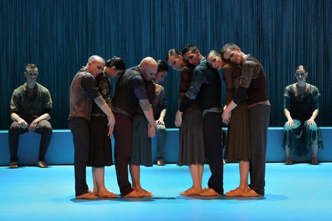 Noé, une humanité en mouvement - Critique sortie Danse Paris Théâtre national de Chaillot