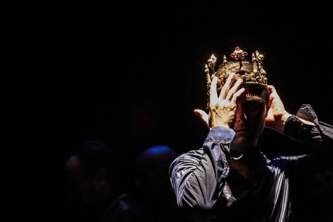 Richard II - Critique sortie Théâtre CHATILLON Théâtre de Châtillon