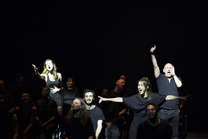 Trois, précédé de Un et Deux - Critique sortie Théâtre saint denis CDN Théâtre Gérard Philipe