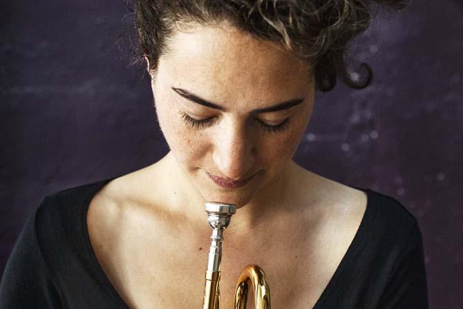 Airelle Besson : Trompette renommée - Critique sortie Jazz / Musiques Paris Eglise de Saint germain