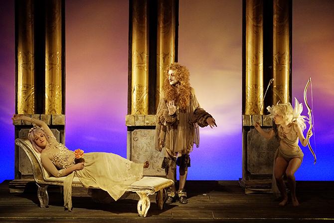 Amour et Psyché - Critique sortie Théâtre Lausanne TKM - Théâtre Kléber-Méleau
