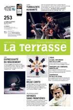 LA TERRASSE – AVRIL 2017 - Critique sortie