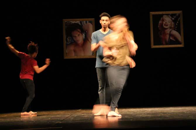 Faux Semblants - Critique sortie Danse Vitry-sur-Seine Théâtre Jean Vilar
