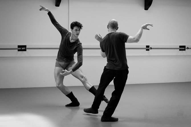 Programme Cunningham Forsythe à l'Opéra de Paris - Critique sortie Danse Paris Palais Garnier