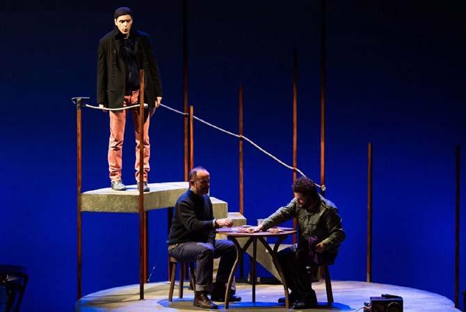 The Lighthouse - Critique sortie Classique / Opéra Paris Athénée Théâtre Louis-Jouvet