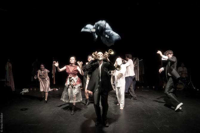 Notre Classe - Critique sortie Théâtre Vincennes CARTOUCHERIE