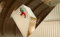 Crédit : Laurent Philippe Légende : Satchie Noro dans Origami.