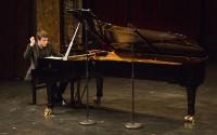 Le pianiste et compositeur Philippe Hattat © Etienne Gaume