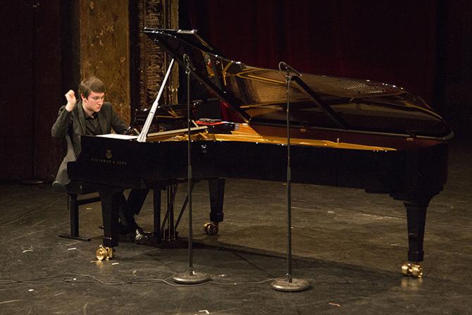 CONCOURS INTERNATIONAL DE PIANO D'ORLEANS - Critique sortie Classique / Opéra Paris Conservatoire régional de Paris