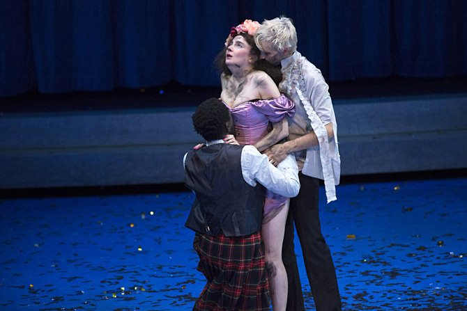 Songes et Métamorphoses - Critique sortie Théâtre Paris ATELIERS BERTHIER