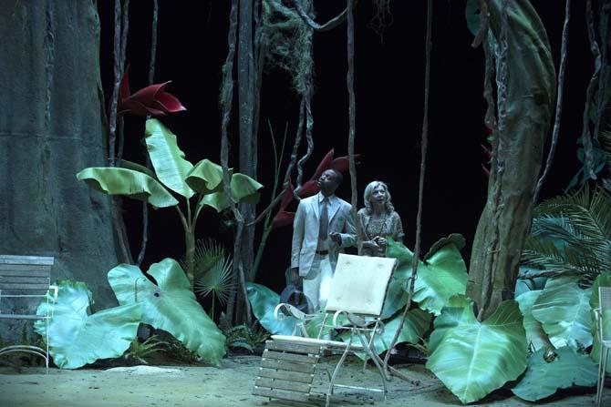 Soudain l'été dernier - Critique sortie Théâtre Paris L'Odéon-Théâtre de l'Europe