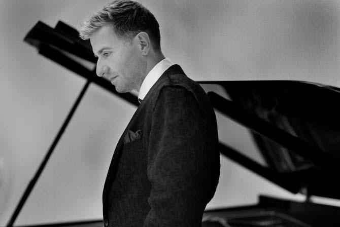 Le pianiste Jean-Yves Thibaudet a carte blanche à la Maison ronde. ©Decca/Kasskara