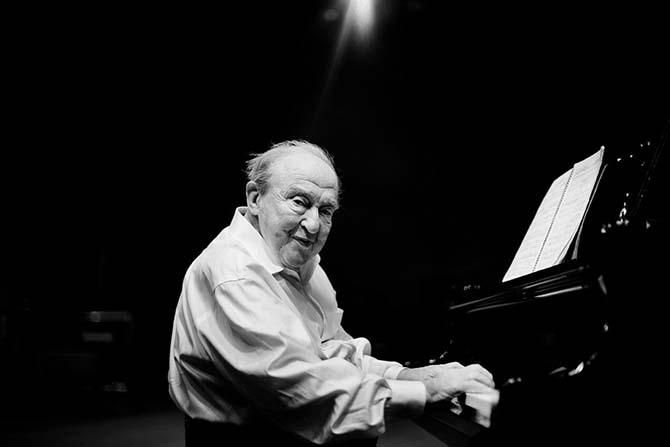 Menahem Pressler - Critique sortie Classique / Opéra Boulogne-Billancourt