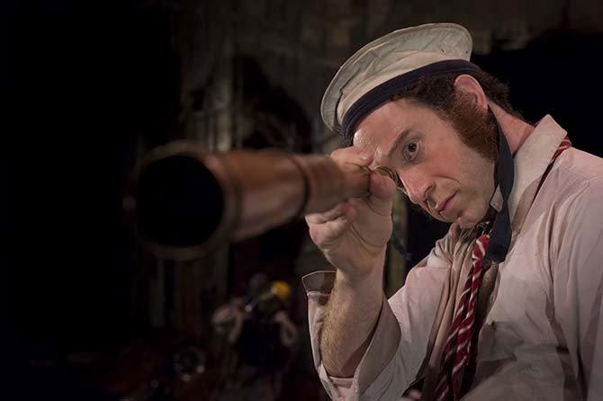Moby Mick, la merveille de la baleine - Critique sortie Théâtre Lieusaint Théâtre-Sénart