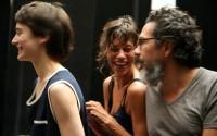 ©Robert de Profil Après la répétition, dans la mise en scène de Nicolas Liautard.