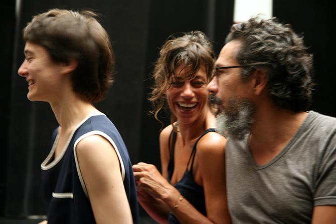Après la répétition - Critique sortie Théâtre Paris La Tempête