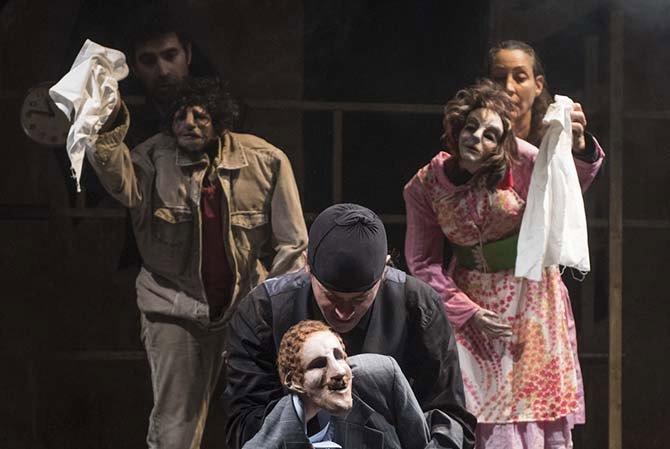 Neuvième Biennale Internationale des Arts de la Marionnette - Critique sortie Théâtre Paris Le Mouffetard