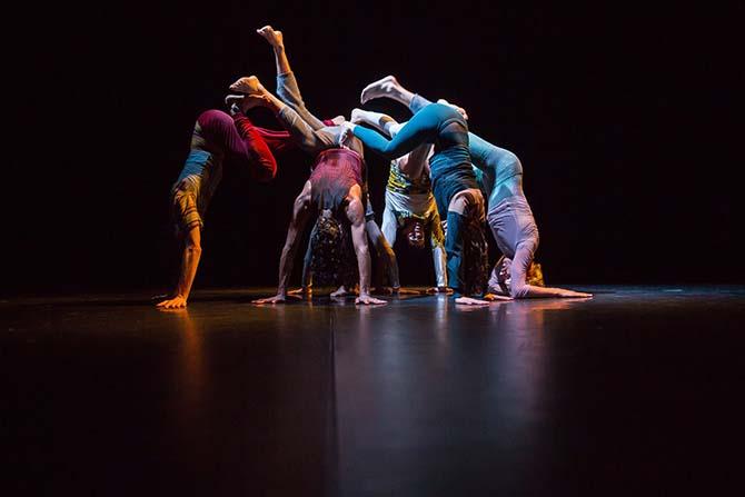 Inaudible - Critique sortie Danse Paris Centre Georges Pompidou