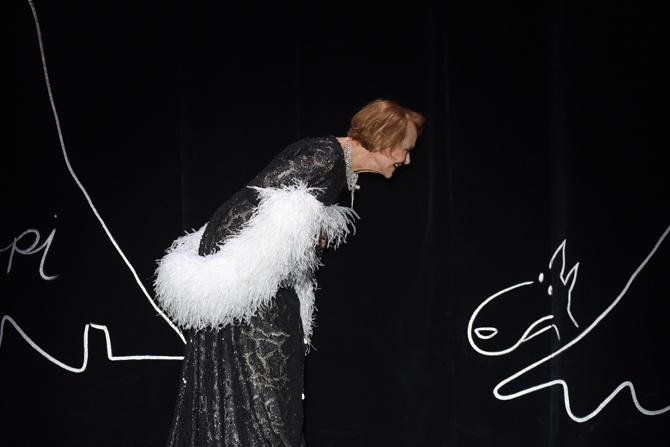 La Journée d'une rêveuse (et autres moments…) - Critique sortie Théâtre Paris Théâtre du Rond-Point